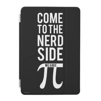 Vindo ao lado do nerd capa para iPad mini
