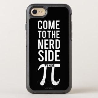 Vindo ao lado do nerd capa para iPhone 8/7 OtterBox symmetry