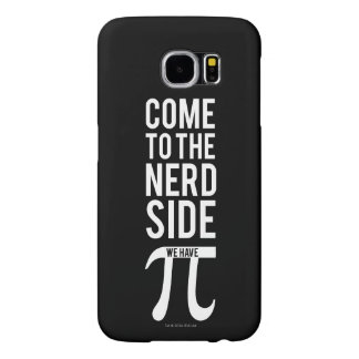 Vindo ao lado do nerd capa para samsung galaxy s6