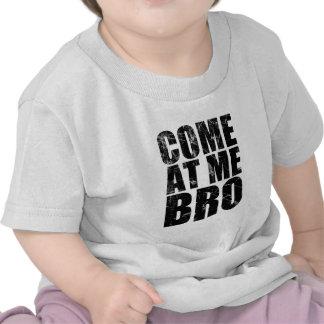 Vindo em mim Bro T-shirt