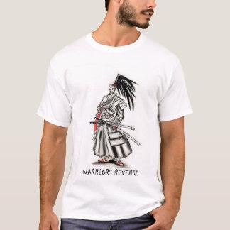 Vingança dos guerreiros camiseta