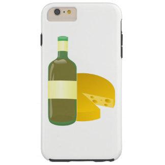 Vinho e queijo capas iPhone 6 plus tough