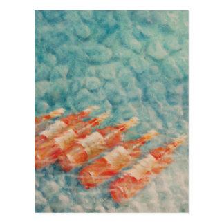 Vinho que refrigera 2010 cartão postal
