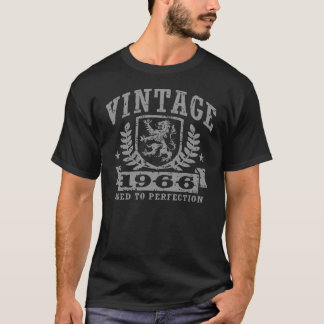 Vintage 1966 camiseta