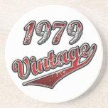 Vintage 1979 porta copo para bebidas