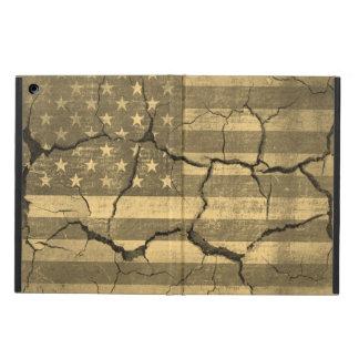 Vintage 8 da bandeira americana
