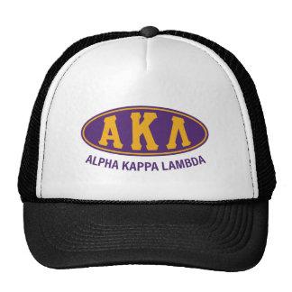 Vintage alfa do Lambda | do Kappa Boné