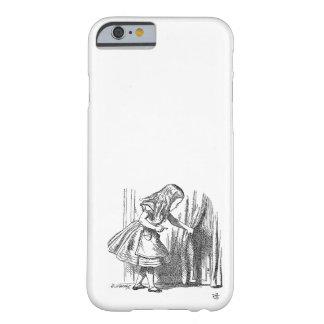 Vintage Alice no emo dos acessórios da arte do Capa Barely There Para iPhone 6