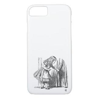 Vintage Alice no emo dos acessórios da arte do Capa iPhone 7