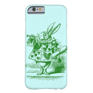 Vintage Alice no país das maravilhas Capa Barely There Para iPhone 6