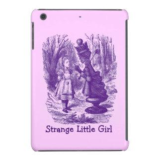 Vintage Alice no país das maravilhas Capa Para iPad Mini Retina