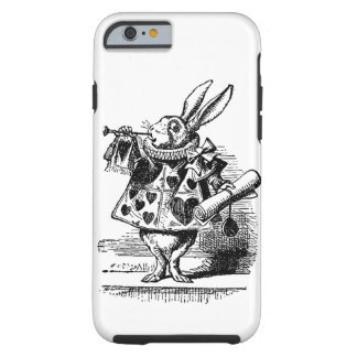 Vintage Alice no país das maravilhas Capa Tough Para iPhone 6