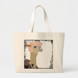 Vintage Alpaca Bag