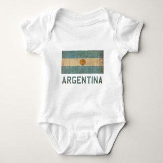 Vintage Argentina Body Para Bebê