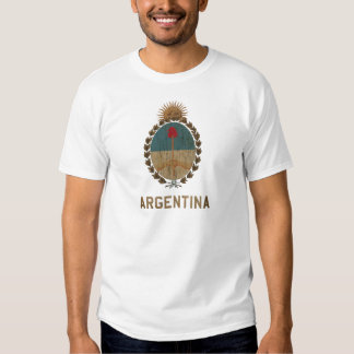 Vintage Argentina Camisetas