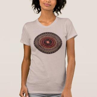 """""""Vintage Boho do tecelão ideal"""" T-Malva T-shirt"""