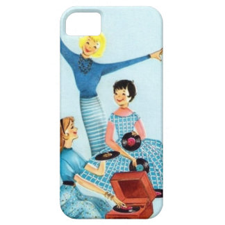 Vintage/capas de iphone retros capas para iPhone 5