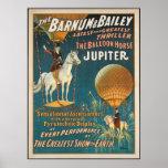 Vintage: circo Barnum & Bailey - Posters