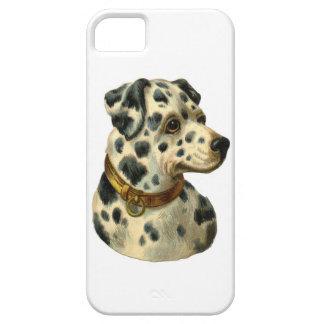 Vintage Dalmation Capa Para iPhone 5