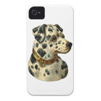 Vintage Dalmation Capinha iPhone 4