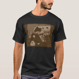Vintage do carnaval de Veneza Camiseta