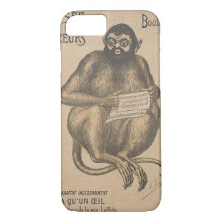 Vintage do homem do roedor do DES Horreurs de Capa iPhone 7