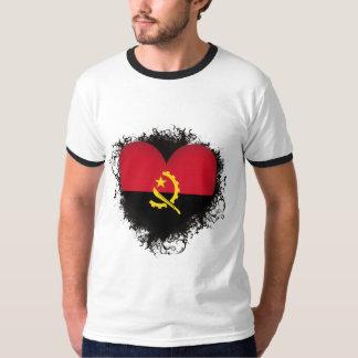 Vintage eu amo Angola T-shirt