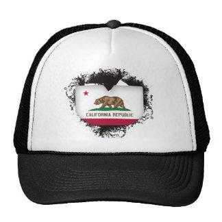 Vintage eu amo Califórnia Bone