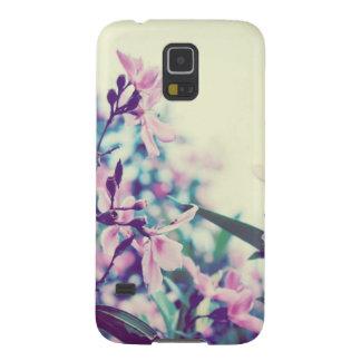 Vintage Floral Photography Capas Par Galaxy S5