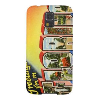 Vintage Florida Capinha Galaxy S5