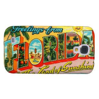 Vintage Florida Galaxy S4 Cases
