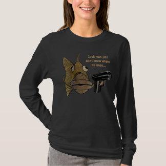 Vintage GunFish Camiseta