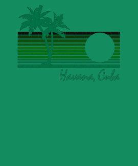 Vintage Havana, Cuba - design afligido