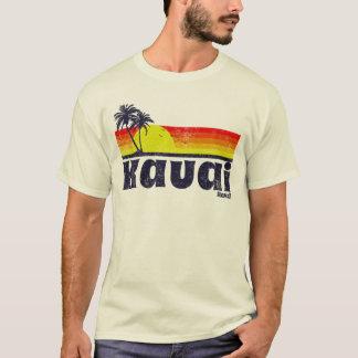 Vintage Kauai Havaí Camiseta