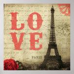 Vintage Paris Posteres