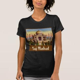 Vintage Taj Mahal Camisetas