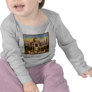 Vintage Taj Mahal Camiseta