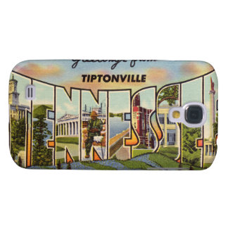Vintage Tennessee Galaxy S4 Cases