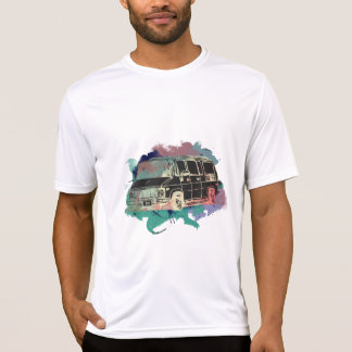 Vintage Van Camiseta