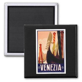 Vintage Venezia Imã