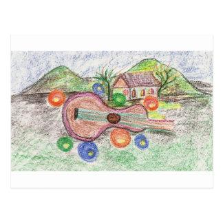 viola na serra.jpg cartoes postais