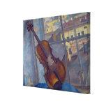 Violino, 1918 impressão em canvas