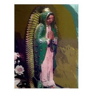 Virgin do cartão de Guadalupe
