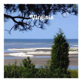 Virginia Beach Convites Personalizados