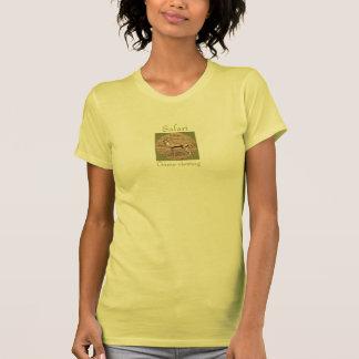 Visão do jogo do safari t-shirts