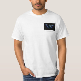Visão universal camiseta