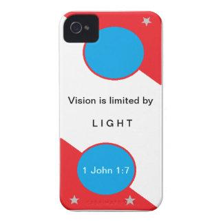 visão verdadeira capinhas iPhone 4