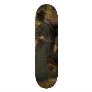 Visita a um museu por Edgar Degas Skate Boards