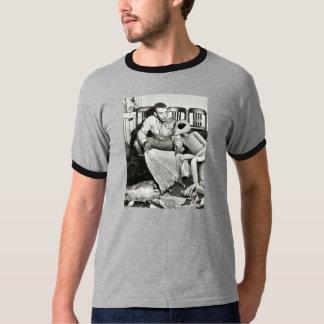 Visita estrangeira de Roswell Camiseta