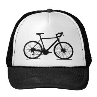 Visitando a bicicleta boné